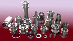 Bar Stock Machined Components